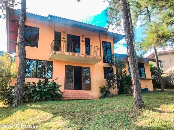 Hermosa Casa En Alquiler En La Rotonda Villa Zaita Panama