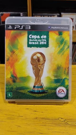 Copa Do Mundo Da Fifa Brasil 2014 Game Playstation 3