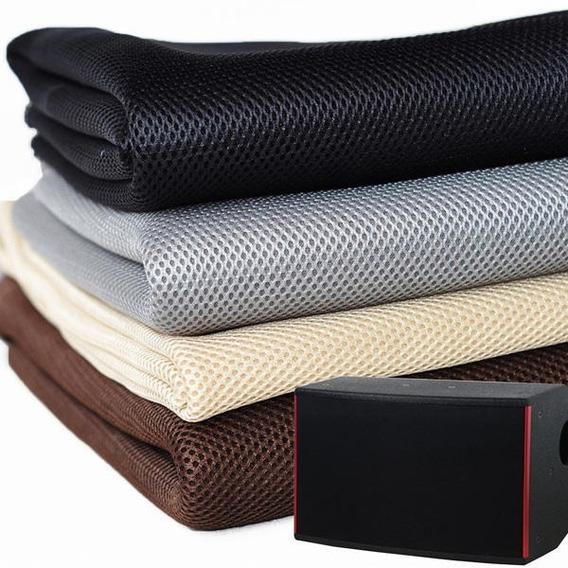 Forro Preto Para Caixas Sony Sansui Gradiente Sharp Philips