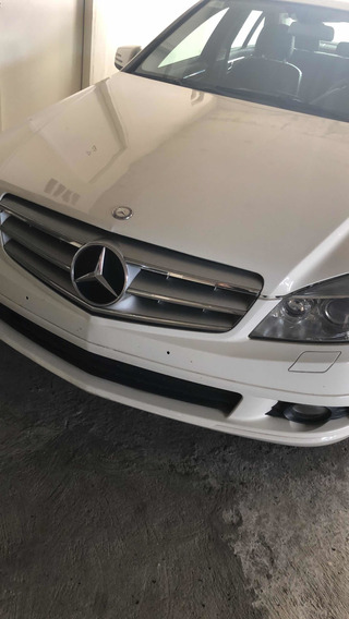 Mercedes C200 Blue Efficiency