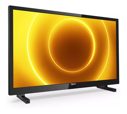 Imagen 1 de 5 de Tv Led Philips 24' Hd Usb Hdmi Pixel Plus 24phd5565