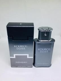 Perfume Yves Saint Laurent Kouros Silver 100ml Masculino