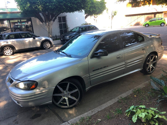 Pontiac Grand Am Impecable Unico Dueño 2001 Deportivo