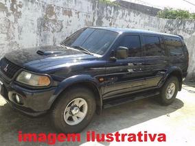 Sucata Mitsubishi Pajero Sport 2002 2.8 Diesel 4x4 Motor