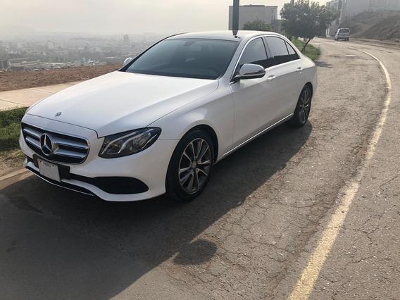 Mercedes Benz E-300 Año 2016 Excelente Estado 100%facturable