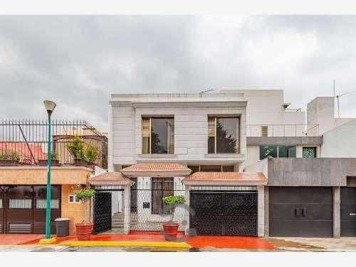 Casa Sola En Venta Col Jardines De Coyoacan