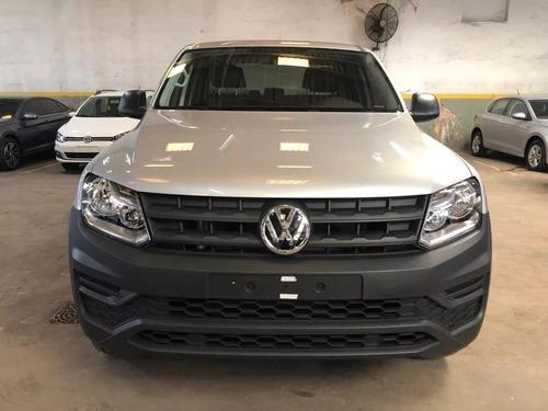 Volkswagen Nueva Amarok Trendline 2021 Vw 0km Precio Full A2