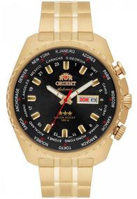 Relógio Orient Masculino Automático 469gp057p1kx