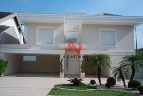 Imagem 1 de 5 de Casa Com 4 Dormitórios À Venda, 500 M² Por R$ 3.900.000,00 - Alphaville - Barueri/sp - Ca6211