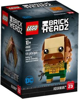 Combo Lego Brick Headz. Lego 41600 + Lego 41606