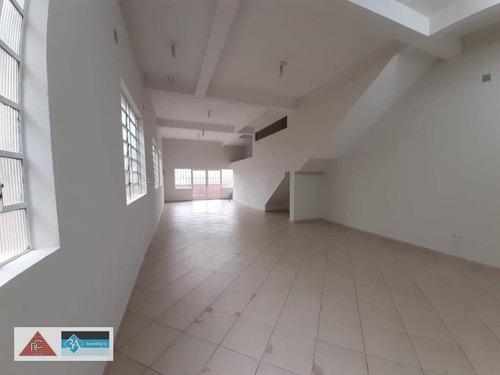 Salão Para Alugar, 150 M² Por R$ 3.000/mês - Vila Formosa - São Paulo/sp - Sl0205