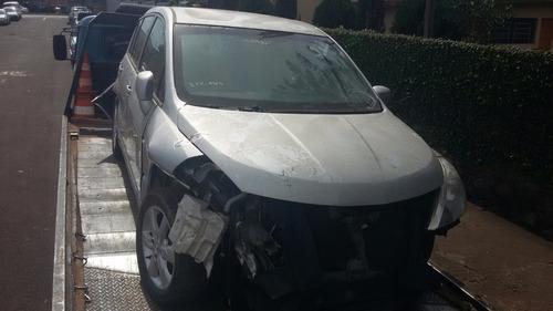 Sucata Nissan Tiida 2012 1.8 16v Flex - Retirada De Peças