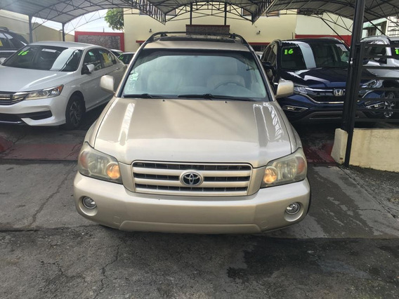 Vendo Toyota Highlander Limited 2005