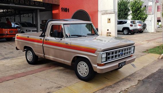 Ford F1000 1986 1986 Raridade