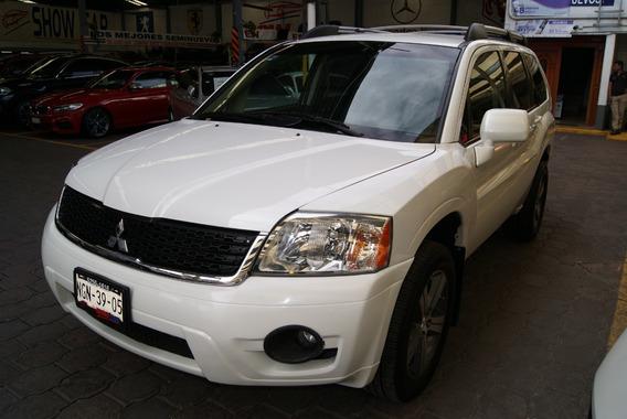 Mitsubishi Endeavor Xls 2011.aut,piel,ra 18.factura Original