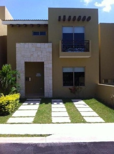 Tour Virtual 3d / Solo 10% De Enganche Casas, Playa Del Carmen (100)