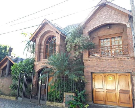 Espectacular Casa En Zona Exclusiva De Martinez!