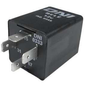 Relé Trava Elétrica 12v 10a Ford Vw Gol 93/ Dni 0333