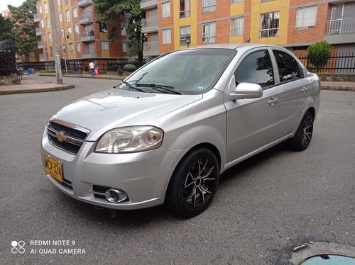 Chevrolet Aveo Emotion 2012 1.6l