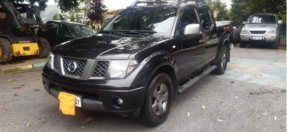 Nissan Frontier 2.5 Se Attack Cab. Dupla 4x2 4p 2013