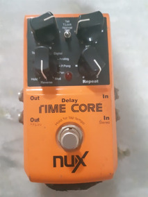 Pedal Time Core Nux - Delay