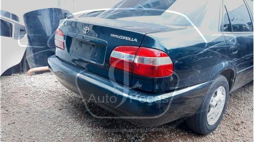 Corolla Xei 2000 Manual - Retirada De Peças