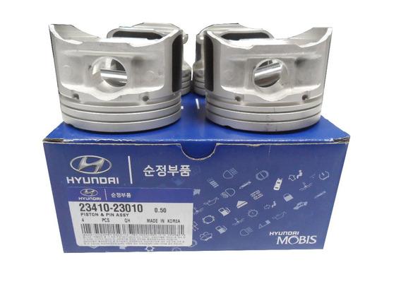 Pistones 020 Hyundai Elantra 1.8 2.0 Tucson 2.0 Gruesos