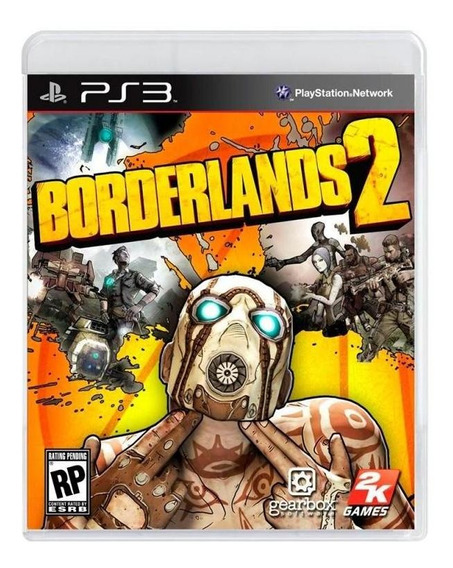 Borderlands 2 Ps3 Mídia Física Novo Lacrado