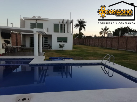 Casa En Venta, 4 Recamaras, Cuautla Occ-250