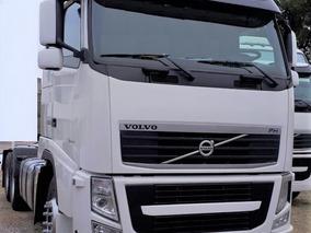 Volvo Fh 460 6x2 Teto Alto Automático 2014