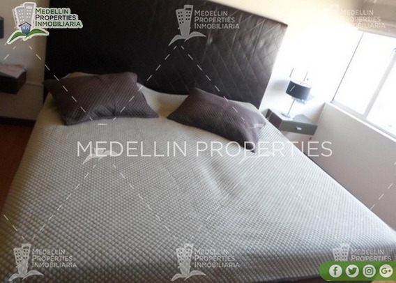 Económico Alojamiento Amoblado En Medellín Cód: 4555
