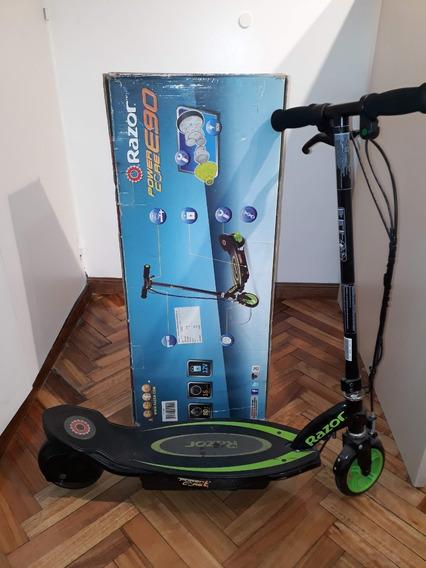 Monopatin Razor E90 Genial Casi Sin Uso - No Hago Envios!!!!