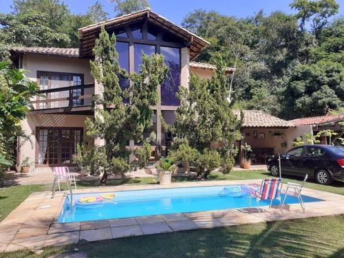 Imagem 1 de 28 de Casa Com 3 Quartos, Por R$ 720.000 - Sape -rj - Ca21343