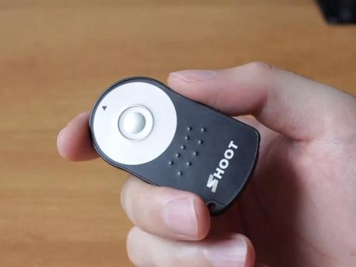 Controle Remoto Para Canon 7d, 5d, 60d, T2i, T3i -rc-6