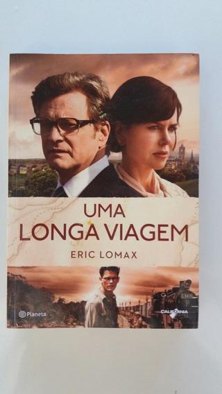 Livro Uma Longa Viagem Novo Português Eric Lomax