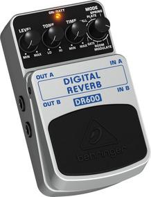 Pedal Para Guitarra - Dr600 - Behringer - 2 Anos Garantia