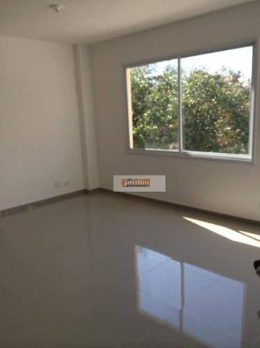 Sala Para Alugar, 47 M² Por R$ 990,00/mês - Centro - São Bernardo Do Campo/sp - Sa0369