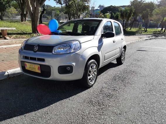 Fiat Uno Attractive 2016 Completo