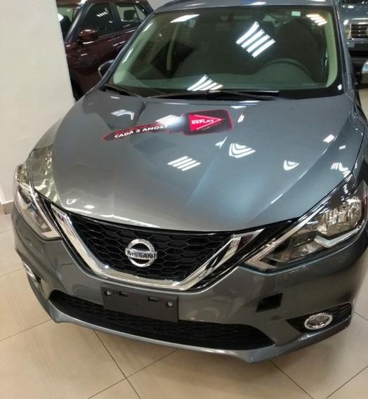 Nissan Sentra 2.0 S Flex Aut. 4p Ano 2020