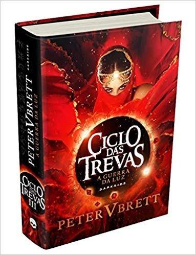 A Guerra Da Luz - Ciclo Das Trevas Vol. 3 Capa Dura