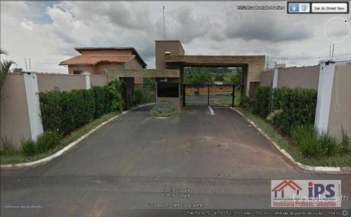 Terreno Residencial À Venda, Condomínio Residencial Portinari, Campinas. - Te0358
