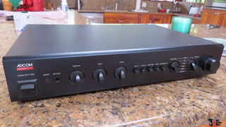 Adcom Pre Amplificador Gpf 565 Amplificador Gfa 545