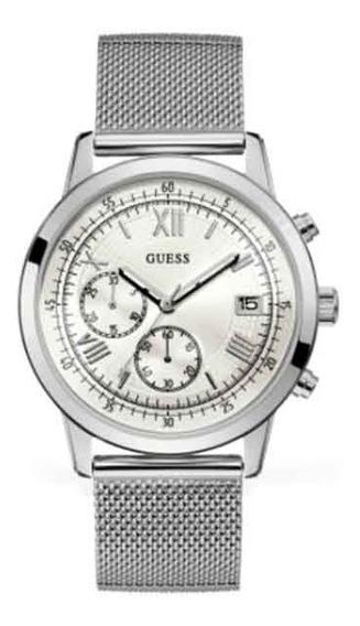 Relógio Guess Masculino Prata 92680g0gdna7