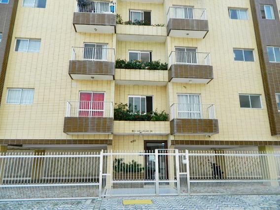 Excelente Apartamento A Venda Em Praia Grande Ocian Ref-751