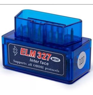 Mini Scanner Para Carros Obd2 Bluetooth V2.1 Elm327 Android