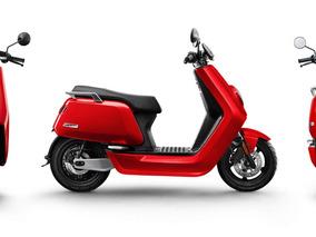 Moto Eléctrica Niu N1s - Roja