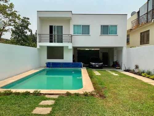 Casa Sola En Maravillas / Cuernavaca - Via-419-cp
