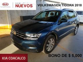Volkswagen Tiguan Suv 5p Trendline 1.4 L4/1.4/t Aut