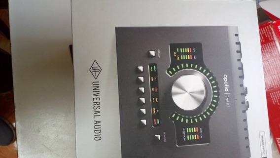 Interface Universal Audio Apollo Twin Mk Ii