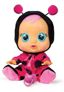 Bebes Llorones Cry Babies Lady-mariquita